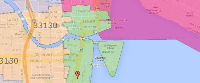 brickell miami zip code map Miami Herald Anti Delinquency Agency Targets Zip Codes With High brickell miami zip code map