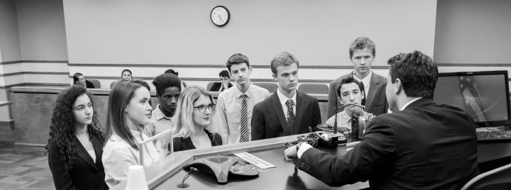 WHYY—Youth Courts and the Value of a Jury of Their Peers