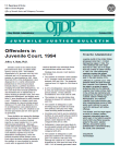 offenders juvenile court cases