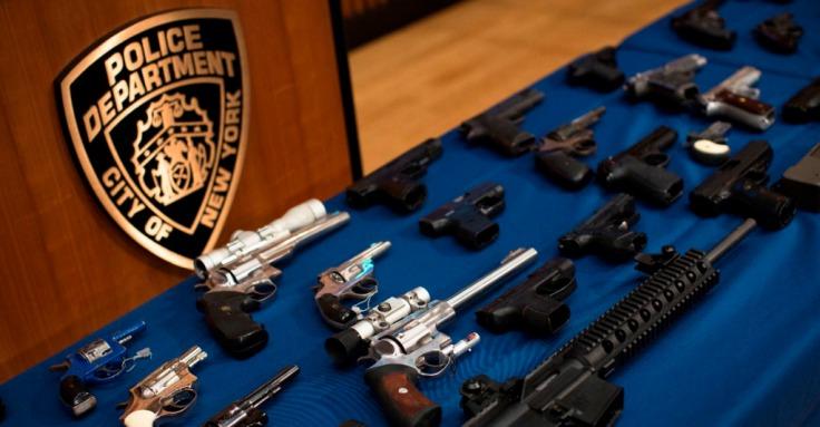 Guns-Tracing Firearms