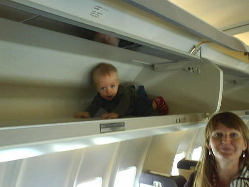 overheadbaby